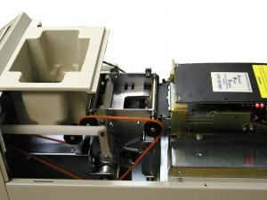 Tracer ST Disk Duplicator Side
