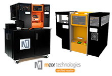 MCor Matrix 300+ and Iris HD 3D Paper Printers