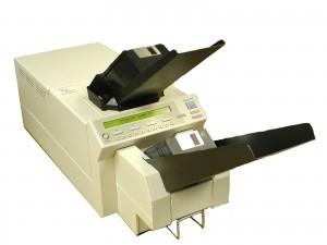 Tracer ST Disk Duplicator Front